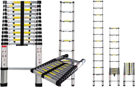 Oxgord LDAL-TS02-12 Multi-purpose Ladder