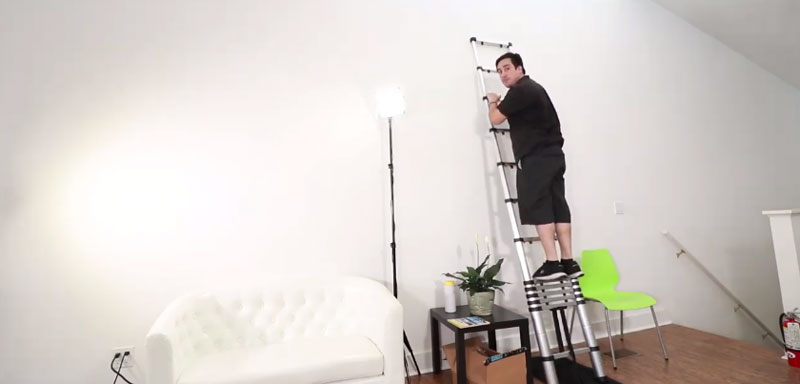 Why are Telescoping Ladders the Best for Home Use?