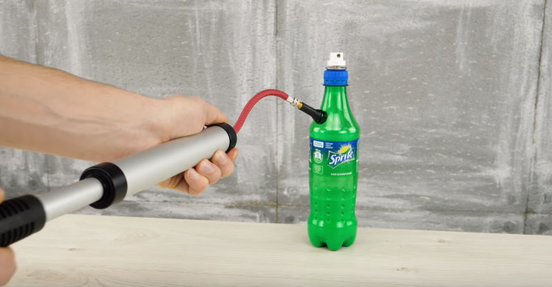 How to Paint with a Spray Bottle