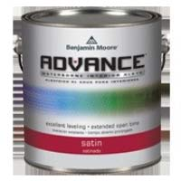 Benjamin Moore: Advance Interior Paint, Satin