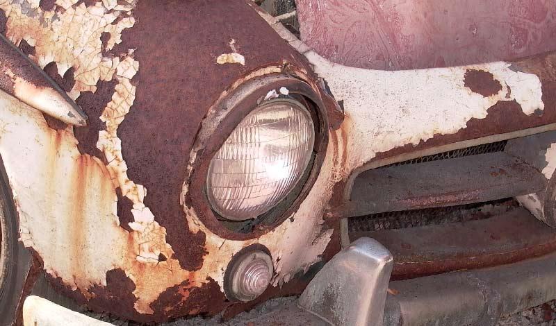 Apply Anti-Rust Paint