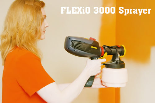 FLEXiO 3000 Sprayer