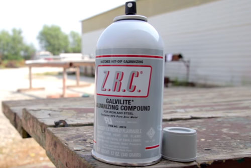 Galvanized Paint