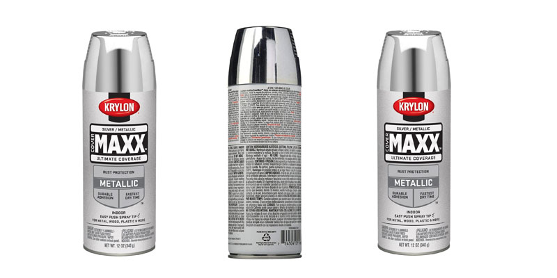 Most Affordable Metallic Spray Paint