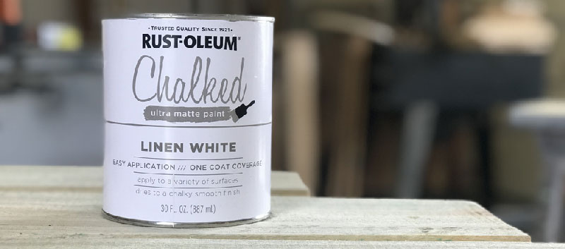 Rust-Oleum Ultra Matte Interior Chalked Paint