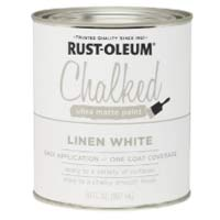 Rust-Oleum 285140 Ultra Matte Interior Chalked Paint