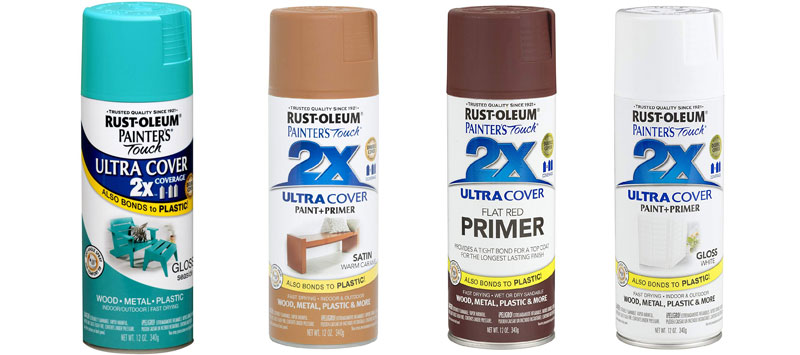 Rust-Oleum Painter's Touch Ultra Cover 2X