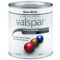 Valspar Premium Interior/Exterior Latex Enamel