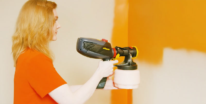 Ways to set up and use Flexio paint sprayer 3000