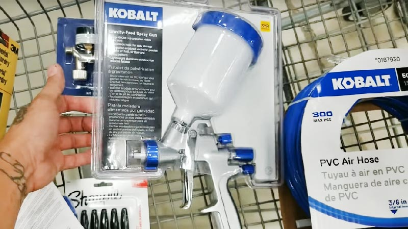 kobalt paint sprayer reviews