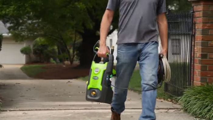 Favorite Home Pressure Washer