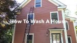How To Wash House