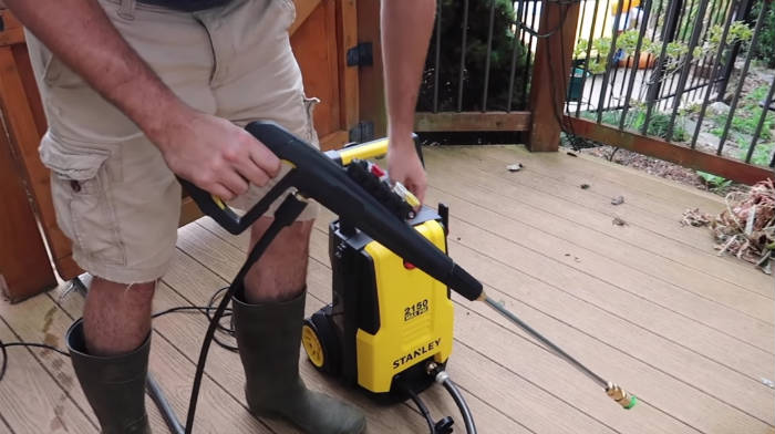 How To Pick An Ideal Pressure Washer