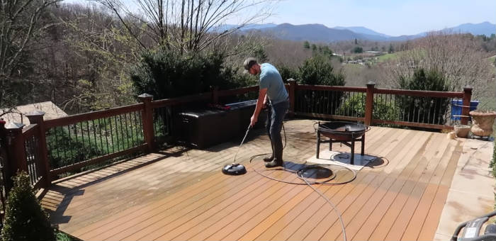 What Is A Pressure Washer Surface Cleaner