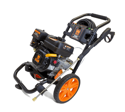 WEN PW31 3100 PSI 2.5 GPM Gas Pressure Washer
