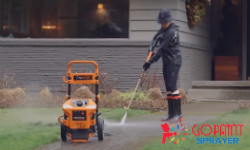 Top 5 Best Home Pressure Washer
