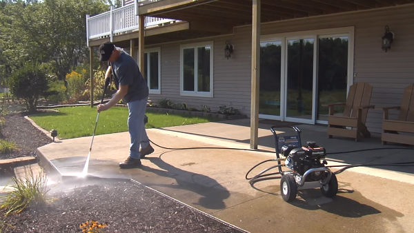 The Best Pressure Washer For Cleaning Jobs Around House