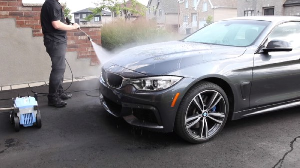 The Best Pressure Washer for Cars