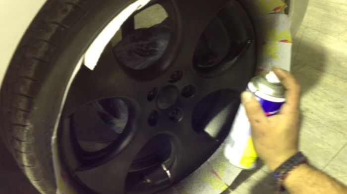 Why Should We Buy Spray Paints For Rims