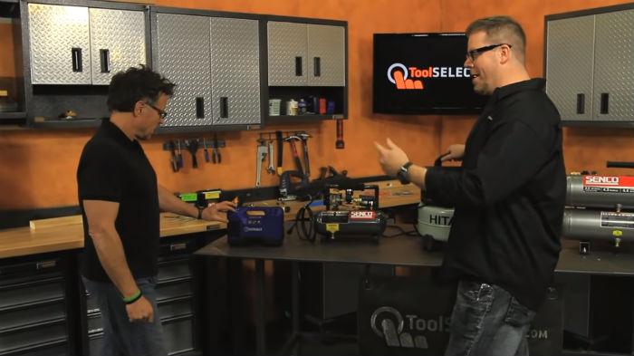 Choose a Portable Air Compressor