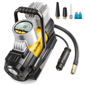 Most Powerful AstroAI Portable Air Compressor Pump