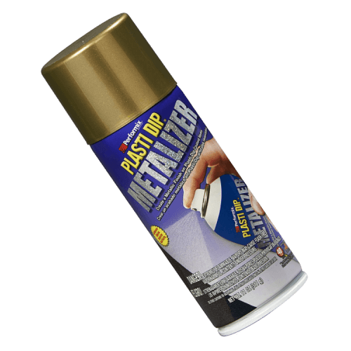 Performix 11288 Bright Gold Metalizer Spray