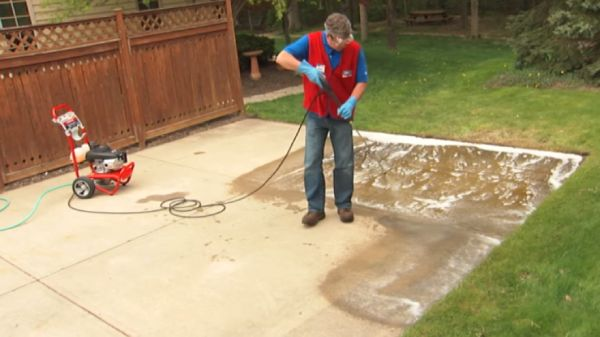 Best Pressure Washers For Cleaning Concrete