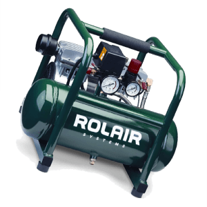 Rolair JC10 1 HP Oil-Less