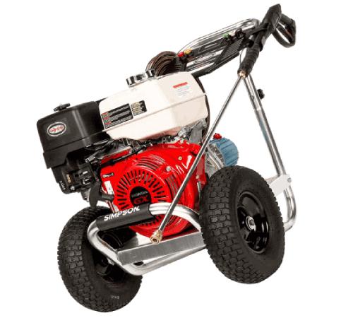 SIMPSON Cleaning ALH4240 Aluminum Gas Pressure Washer