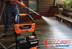 Top 5 Best Gas Pressure Washers