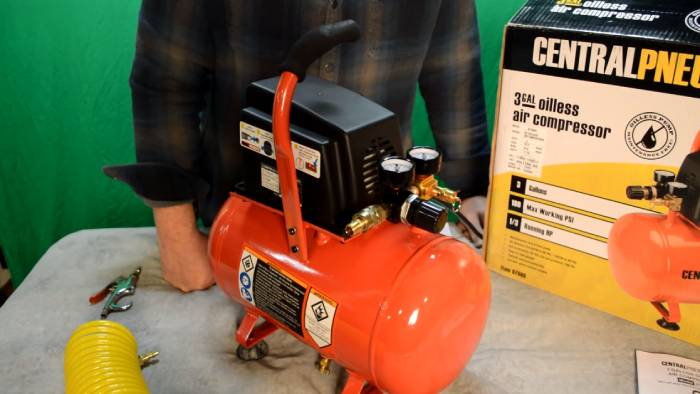 WheelBarrow Air Compressors