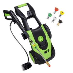 Azoran 3500 PSI 1.8 GPM Cold Water Electric Pressure Washer