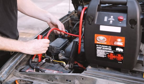 Best Jump Starters With Air Compressors