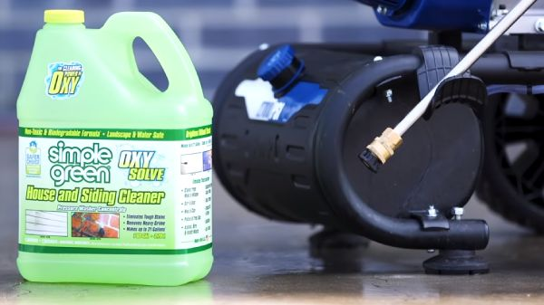 Best Vinyl Siding Cleaner For Pressure Washer