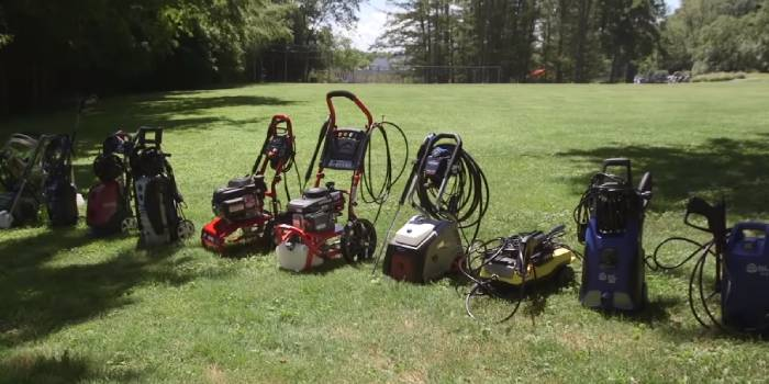 How to Choose a Commercial Pressure Washer