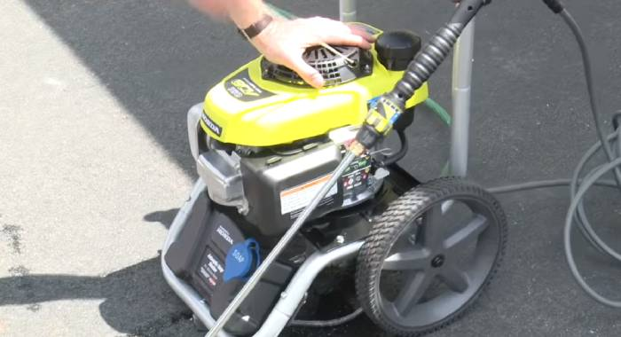 What Is a Commercial Pressure Washer
