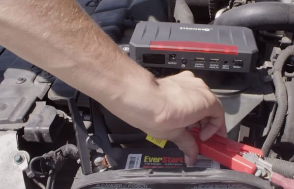 Top-Picked Portable Jump Starters With Air Compressors
