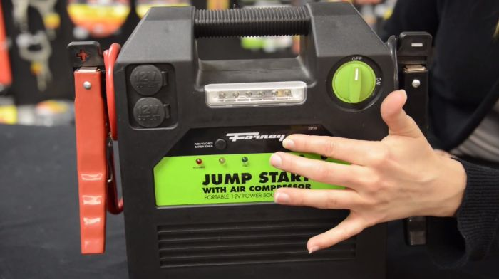 What To Search For In A Jump Starter
