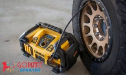 Top 5 Best Portable Air Compressors For Truck Tires