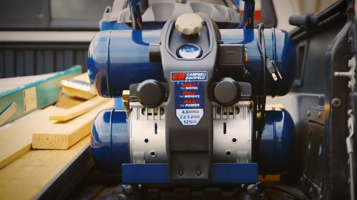 Air Compressor Specifications