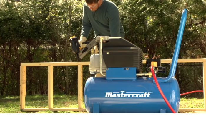 Air Compressor Work
