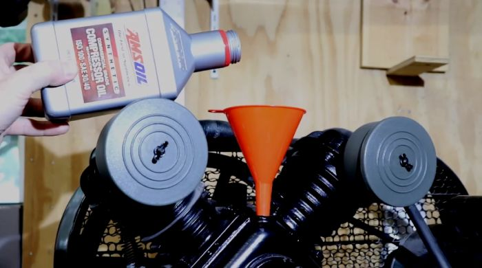 Why Do We Need Synthetic Air Compressor Oil