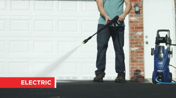 Purchase an Electric Pressure Washer