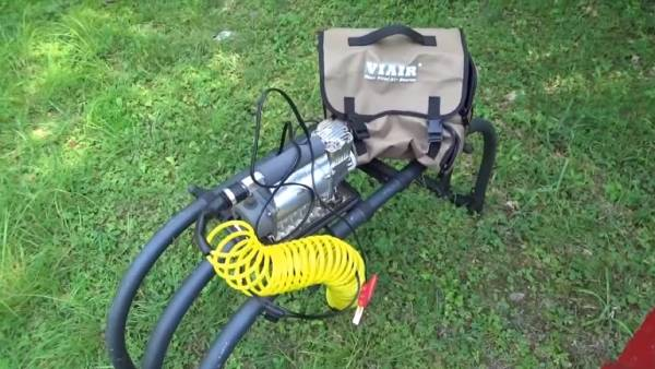 Best Off-Road Air Compressor For Outdoor Air Pumping