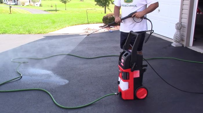 Problems Related To Gas-Powered Pressure Washer
