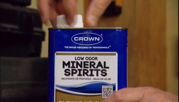 What is mineral spirits
