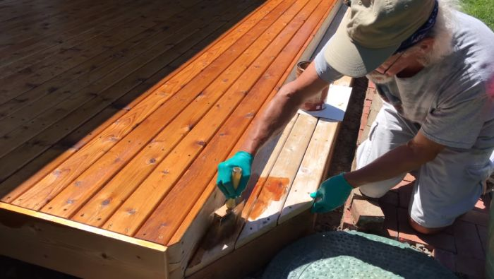 How long does deck sealer last