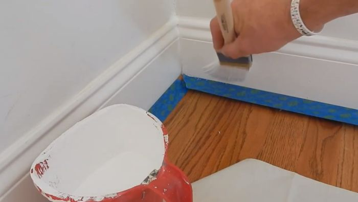What Do You Need When Painting Trims First