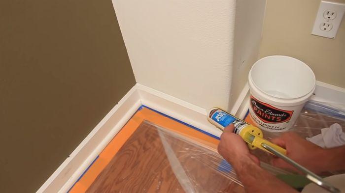 How Do You Prepare Trim for Painting