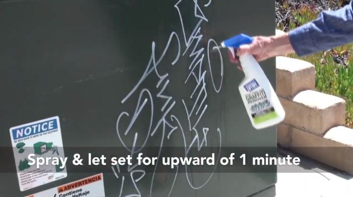 Types of Spray Paint Remover